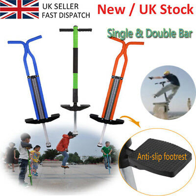 Master Pogo Stick Kids / Adult Outdoor Sports Spring Jump Bounce Toy Multicolor