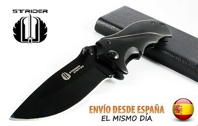 Cuchillo Strider B43 Navaja Supervivencia Tactica Caza Monte Senderismo Made Usa