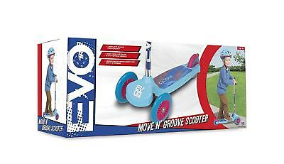 Evo Boys Move 'N' Groove Scooter - 1436399 - New