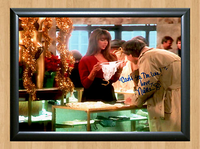 Nicolette Scorsese Christmas Vacation Signed Autographed A4 Print Photo Poster 2