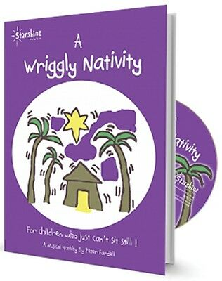WRIGGLY NATIVITY Nursery Pre-School Key Stage 1 XMAS MUSICAL PLAY Children Kids