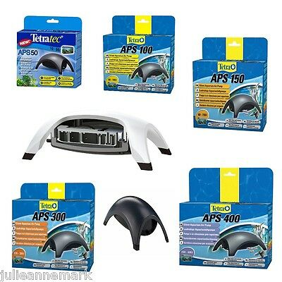 Aquarium Air Pumps Extremely Quiet Complete With Air Flow Control