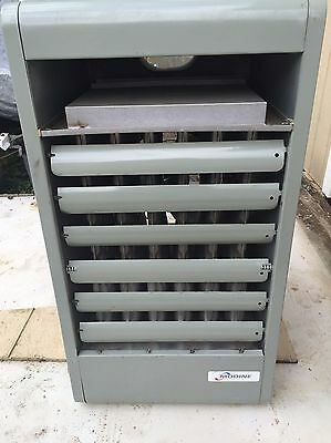 Modine Natural Gas Heater, High Efficiency, PD 125AA0111