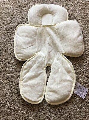 Kiddopotamus Snuzzler Complete Head and Body Support IVORY