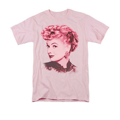 I Love Lucy Show Lucille Ball BEAUTIFUL Licensed Adult T-Shirt All Sizes