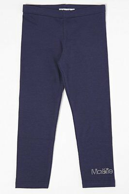 Maelie by Rubacuori Leggings Corto Ragazza Blu #010242#1