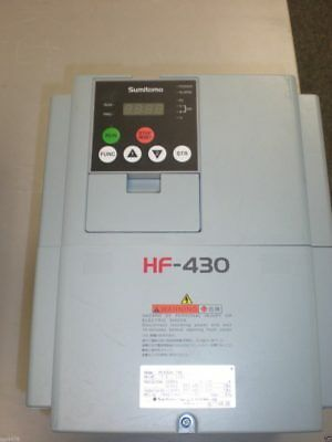 NEW IN BOX! Sumitomo Adjustable Variable Frequency Drive HF4304-7A5