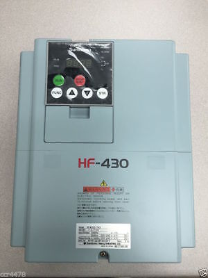 NEW IN BOX! Sumitomo Heavy Industries Adjustable Variable Frequency Drive HF4...