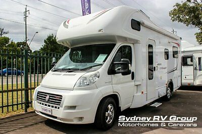 2013 Jayco Conquest White A Motor Home