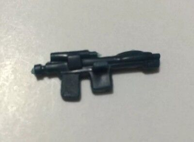 Star Wars Replacement Blue Stormtrooper Blaster Gun for Vintage Figures - Repro