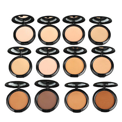 Fashion Makeup Mineralized Lasting Concealer Moisturizing Contour Pressed Powder