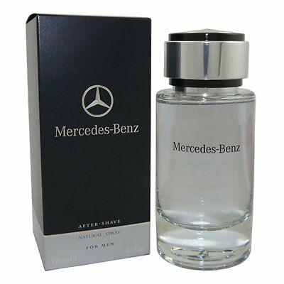 Mercedes-Benz for Man - Men 120 ml After Shave Aftershave AS