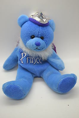 Prince Gb Beanie Kid Teddy Bear Sample Prototype