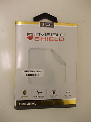 ZAGG InvisibleShield for Lowrance LMS-522C Screen