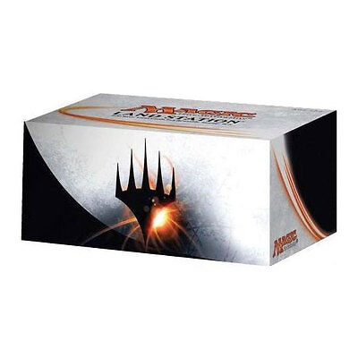 Magic The Gathering | Basic Land Station Box | 400 Standardländer | Englisch