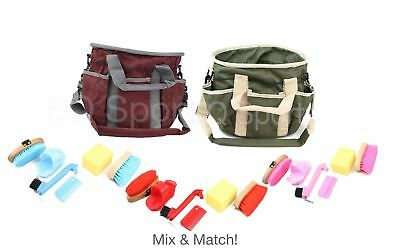 FREE P&P SUPER VALUE!! Kids/Child Grooming Kit Bag & Accs Mix & Match 3 Colours!