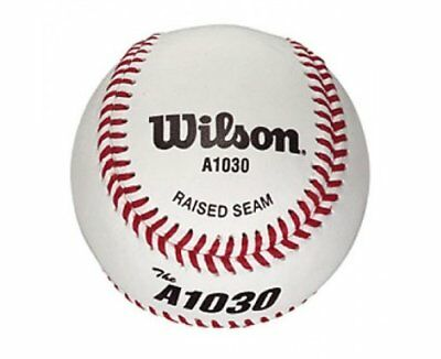 new Wilson Official League American Baseball A1030 rrp £10.00