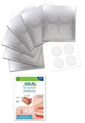 Transdermal Skin Tag Patch 28 Patches Skin Tag Removal 100% Money Back Guarantee