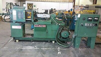 75 Ton Van Dorn Injection  Molding Machine