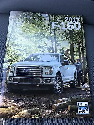 2017 Ford F150 60-page Original Sales Brochure