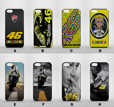 Valentino Rossi Motogp The Doctor  Vr46 Hard Phone Case Cover H104