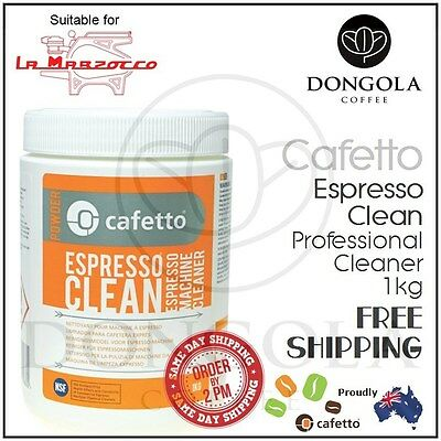 LA MARZOCCO 1kg Espresso Coffee Machine Cleaner Profesional Cleaning by Cafetto