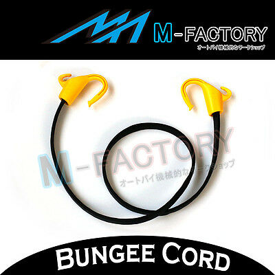 Flat Bungee Cord POM Hooks Durable Top Quality Flexible For Motorcycles 105YP