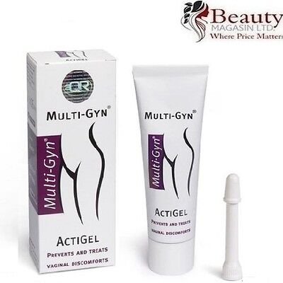 Multi-Gyn Actigel 50ml (Mutipack 1,2,3,6)