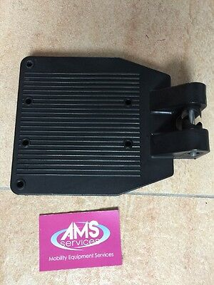 Lomax Volant Wheelchair Footrest Foot Plate / Footplate - Parts