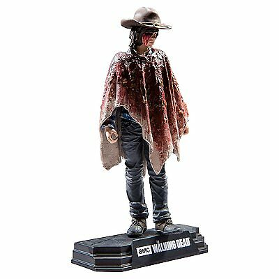 "Walking Dead Carl Grimes Colour Tops 7"" Action Figure McFarlane"