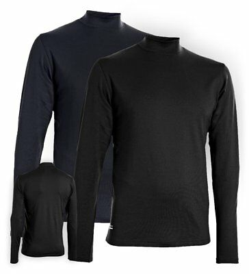 Under Armour UA Mens Tactical Fitted Mock Long Sleeve Shirt 1244393 ALL COLORS