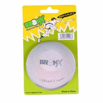 Bronx BB9R Rounders Sport Indoor & Outdoor Playing Rubber Baseball Ball 9 Inch