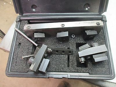 "5/8"" Studs Steel Clamp Kit for T-Slot Hold Set pinch nice bar"
