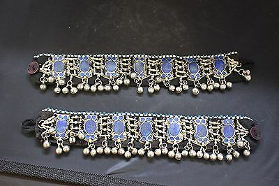 Afghan Anklet Jewellery Accessory Ethnic Authentic Big Chunky Statement