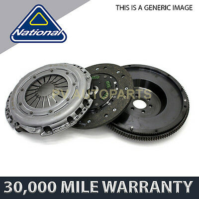 Clutch + Flywheel Smf Kit For Ford Mondeo 2.0 Tddi / Tdci 2000-2007 Ck9813F