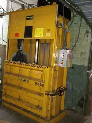 Harmony Commercial Cardboard Aluminum Recycling Vertical Baler