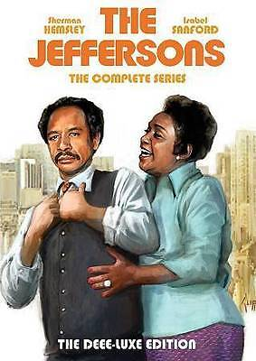 The Jeffersons: The Complete Series dvd, 1-11 (2014, 33 Disc Set) FREE SHIP