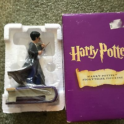 Harry Potter Storyteller Figurine NEW IN BOX Ennesco 2000