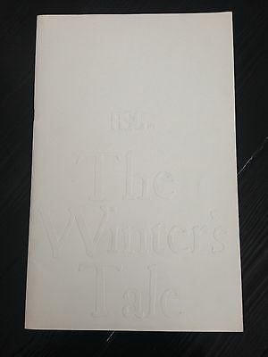 Royal Shakespeare Company The Winters Tale Theatre Program 1969. Judy Dench.