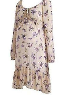 South Maternity Chiffon Dress or Tunic Top Coverup WAS £18.99 SALE