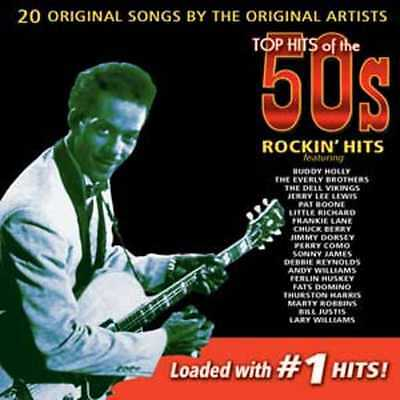 Top Hits of The 50's: Rockin' Hits I NEW CD