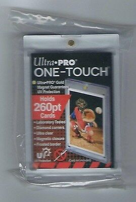 Ultra Pro Magnetic One Touch Card Holder 260pt ( 5 )