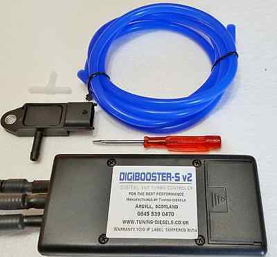 Digibooster-Smkit  Vnt Turbo Controller With  Map Sensor & Boost Control Valve