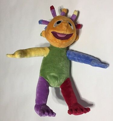 Eebees Adventures Plush Doll FAO Schwarz Every Baby Stuffed Animal 14""