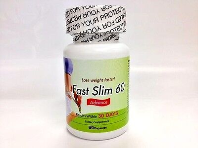 Fast Slim 60 Lose Weight Faster Weight Loss Supplement Easy Weight Loss