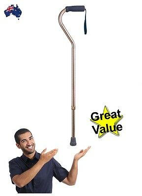 Swan Handle Walking Stick / Walking Cane Free Delivery Height Adjustable