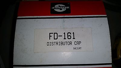 Standard FD-161 Distributor Cap fit Ford E-Series 82-82 L8 5.8L
