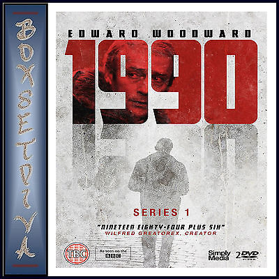 1990 - Complete Series 1 *** Brand New Dvd***