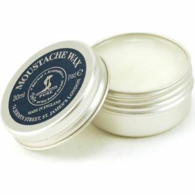 Taylor of Old Bond Street Mens 30ml MOUSTACHE WAX Tin