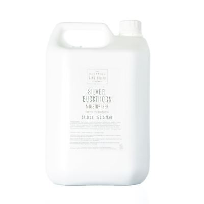 Scottish Fine Soaps Silver Buckthorn Hand & Body Moisturiser 5L